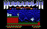 Hobgoblin Amstrad CPC Ghosts coming from both directions