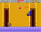 Wonder Boy in Monster Land SEGA Master System The Blue Octopus