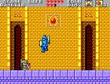 Wonder Boy in Monster Land SEGA Master System The Blue Knight