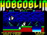Hobgoblin ZX Spectrum Killed by a ghost