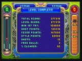 Peggle Zeebo Level complete! Here's my score.