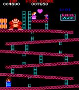 Donkey Kong Arcade At last, Mario is reunited with Pauline...