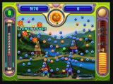 "Peggle Zeebo Tula is unlocked in stage 8. She has the ""Flower Power"", which lights up 20% of the remaining orange pegs."