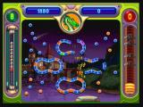 Peggle Zeebo Lord Cinderbottom is unlocked in stage 10. His special power is the Fireball, which goes through all pegs. The ball bucket will be covered when the ball is launched.