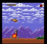 James Bond Jr. SNES Flying a helicopter that can drop bombs!