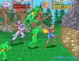 Metamorphic Force Arcade Multiplayer mode