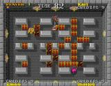 Exvania Arcade Crush walls to bonus - like in bomberman