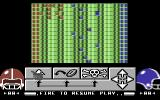 Plazma Ball Commodore 64 View of the whole pitch.