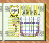 Picross NP Vol.8 SNES Working on the first character puzzle.