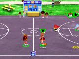 Backyard Basketball Windows Dribbling down the court