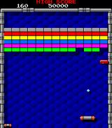 Arkanoid Arcade Gameplay