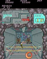 "Contra Arcade Next ""wall-boss"""