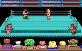Take Down DOS Opponents are approaching each other (VGA)