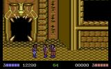 100% Dynamite Commodore 64 Double Dragon