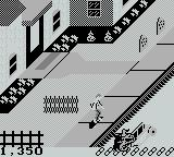 Paperboy Game Boy watch out for skaters