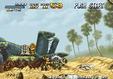 Metal Slug: Super Vehicle - 001 Arcade Use knife