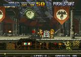 Metal Slug: Super Vehicle - 001 Arcade Looks like Nazi Berlin