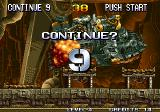 Metal Slug: Super Vehicle - 001 Arcade Continue?