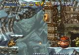 Metal Slug: Super Vehicle - 001 Arcade Push big button
