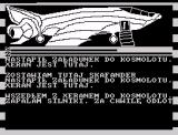 Hibernatus ZX Spectrum Take off sequence