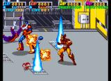 X-Men Arcade Fire obstacles
