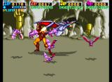 X-Men Arcade Flying machines