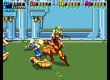 X-Men Arcade Human machines. Quite easy enemies