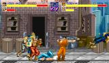Final Fight Arcade Good hit - enemy now can fly