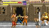 Final Fight Arcade Damnd fights unfair - like rest of the bosses