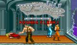 Final Fight Arcade Round 6 clear