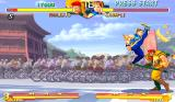 Street Fighter Alpha 2 Arcade Air Kick