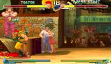 Street Fighter Alpha 2 Arcade Hello, I',m here! Don't ignore Mr. Bison!