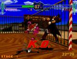 Fighting Vipers for Arcade (1995) - MobyGames
