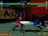 Fighting Vipers Arcade Picky vs Grace