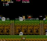 Ghosts 'N Goblins Arcade Without armor