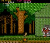 Ghosts 'N Goblins Arcade First boss