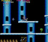 Ghosts 'N Goblins Arcade Flying imp and splitting plant