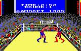 3D Boxing Amstrad CPC Hit Him.