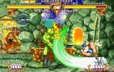 Golden Axe: The Duel Arcade Axe slash