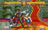 Golden Axe: The Duel Arcade Good armor, axe just scratches me