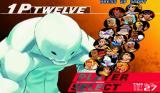 Street Fighter III: 3rd Strike Arcade Character select - Tvelve