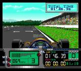 Formula One World Championship: Beyond the Limit SEGA CD Big Crowd Today