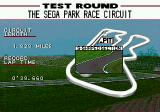 Formula One World Championship: Beyond the Limit SEGA CD An overview of the next circuit