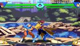 X-Men vs. Street Fighter Arcade Gambit's natural charm don't work