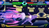X-Men vs. Street Fighter Arcade M. Bison's special move