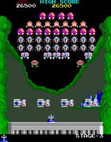 Return of the Invaders Arcade Level 4