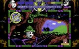 Spellbound Dizzy Commodore 64 Loading screen