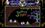 Spellbound Dizzy Commodore 64 Title screen