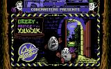 Dizzy: Prince of the Yolkfolk Commodore 64 Loading screen