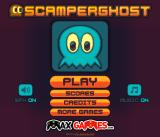 Scamperghost Browser Main menu